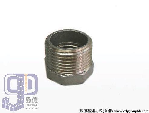 中國-白鋼刁杯臣(1/2寸x3/4寸)-75845(AE)