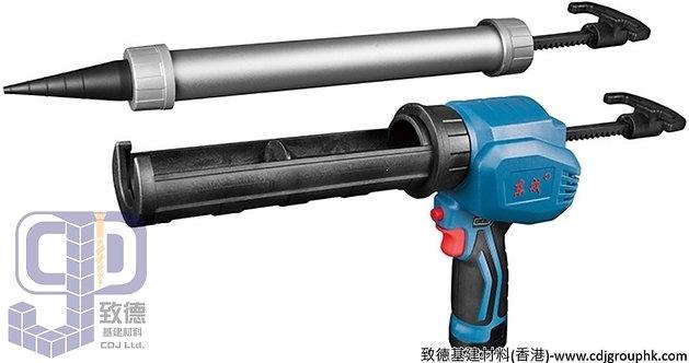 """中國""""DONG CHENG""""東成-電動工具-12V鋰電充電式兩用打膠槍機(2.0Ahx2)-DCPJ12E"""