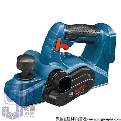 """德國""""BOSCH""""博世-電動工具-充電木刨(淨機)Professional-GHO 18 V-LI"""