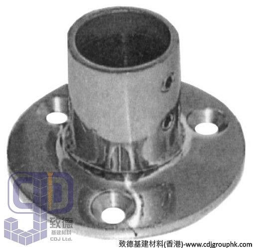中國-圓喉駁通-316不銹鋼佛蘭通座(7/8寸-1~1/4寸)-TKSXNO14(WIP)