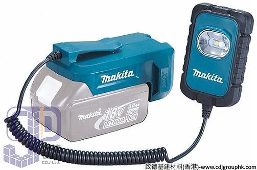 """日本""""MAKITA""""牧田-電動工具-充電式LED手電筒-BML803"""