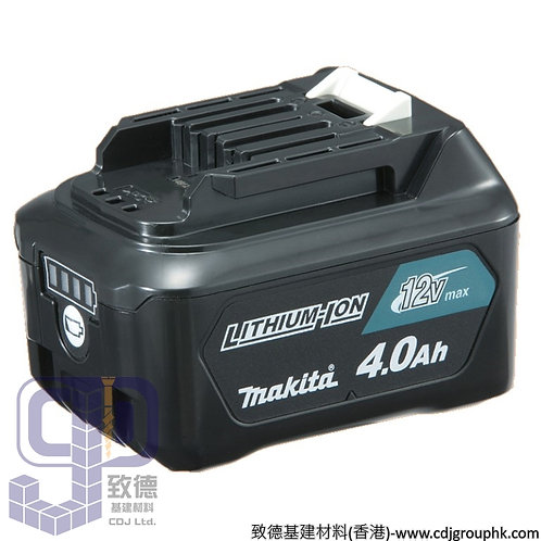 "日本""MAKITA""牧田-電動工具-12V鋰電池(4.0Ah)-BL1041B"