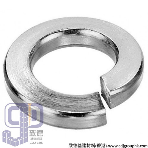 中國-Stainless Steel-304(A2)-316(A4)-彈介子(Spring Washer)-SSSW