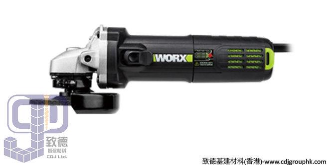 """德國""""WORX""""威克士-電動工具-100mm角向720W磨光機(側開關)-220V-WU800S"""