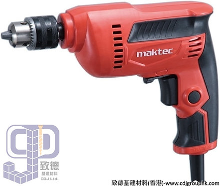 """日本""""MAKITA""""牧田(MAKTEC-牧科)-電動工具-10mm(3/8吋)電鑽-220V-MT606"""