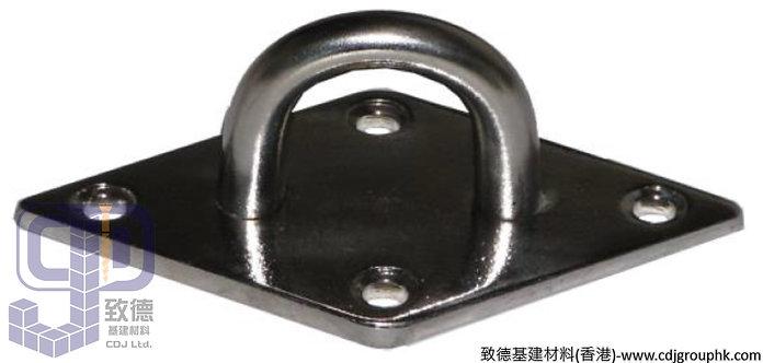 中國-316不銹鋼重型棱形耳座(5-10mm)-TKRT0510316(WIP)