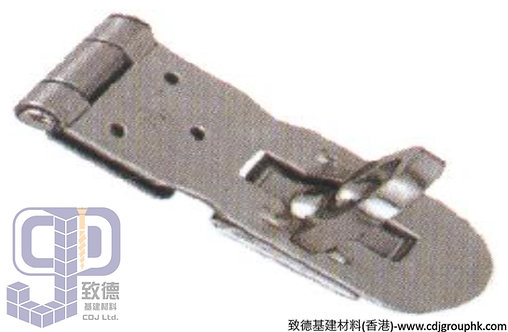 中國-白鋼手拎鎖牌(1~1/2寸-4寸)-TKDPWB11240(WIP)