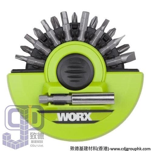 """德國""""WORX""""威克士-電動工具-套裝批頭(15支裝)-WA4106"""