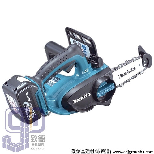 "日本""MAKITA""牧田-電動工具-115mm(4-1/2吋)充電式鏈鋸-DUC122RME"