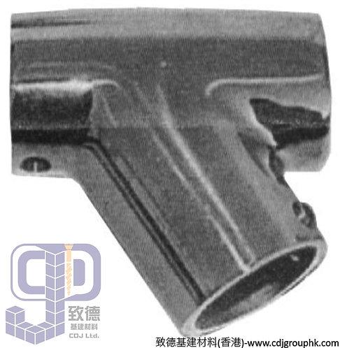 中國-圓喉駁通-316不銹鋼60度雙向三通(7/8寸-1~1/4寸)-TKSXNO3(WIP)