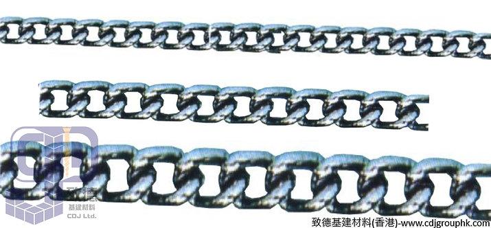 中國-316不銹鋼瓜子鏈(1.2-4mm)-TKSL1240(WIP)