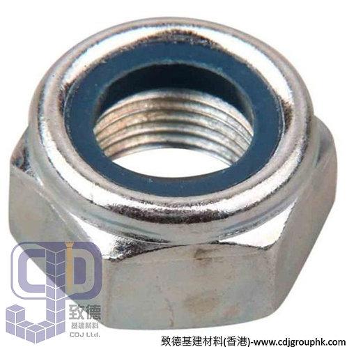 中國-ZP-304(A2)-316(A4)-尼龍鎖緊絲帽(Hexagon Nylon Lock Nut)-SSZPHNLN