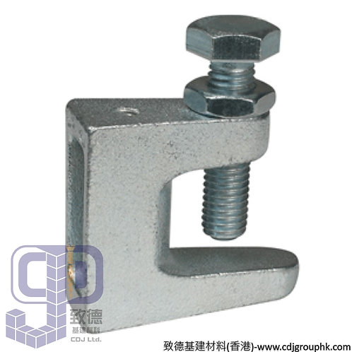 中國-ZP-HDG-工字夾(Beam Clamp)-ZPHDGBC