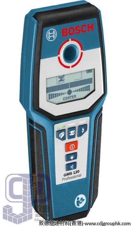 """德國""""BOSCH""""博世-電動工具-金屬探測器Professional-GMS 120"""