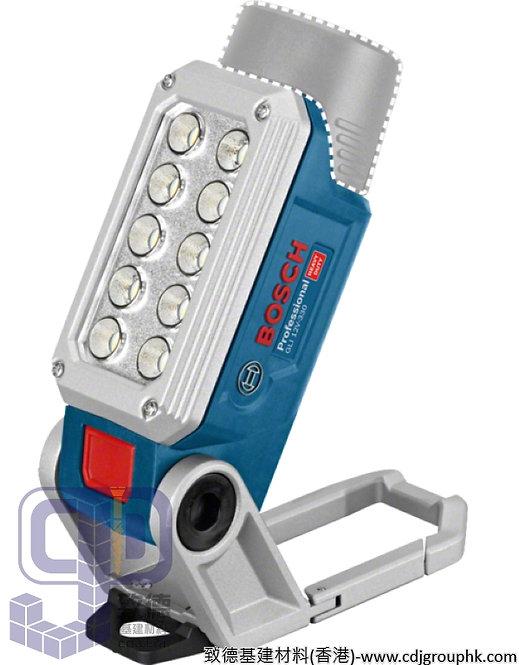 """德國""""BOSCH""""博世-電動工具-10.8V/12V鋰電DeciLED燈(淨機)Professional-GLI 12V-330"""