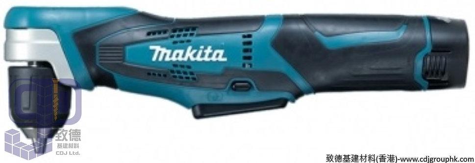 """日本""""MAKITA""""牧田-電動工具-10mm(3/8吋)充電式角向電鑽-DA331DZ"""