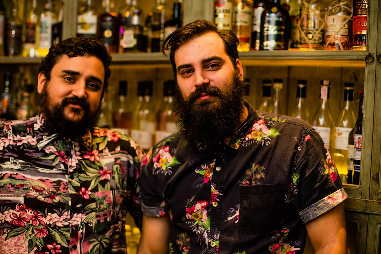 Tropic City Founders Sebastian De La Cruz & Philip Stefanescu