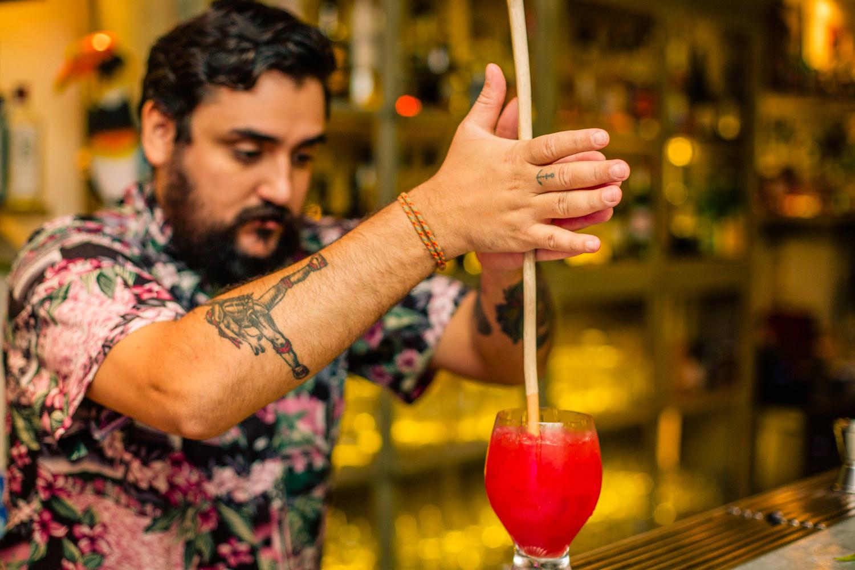 Tropic City Founder Sebastian De La Cruz