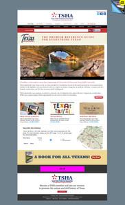 Texas Almanac Website