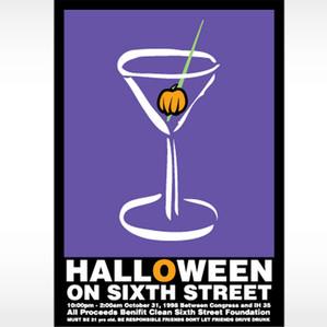 Halloween on 6th Street