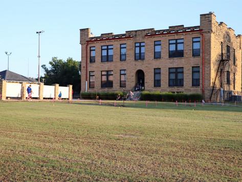 School Grounds Facelift