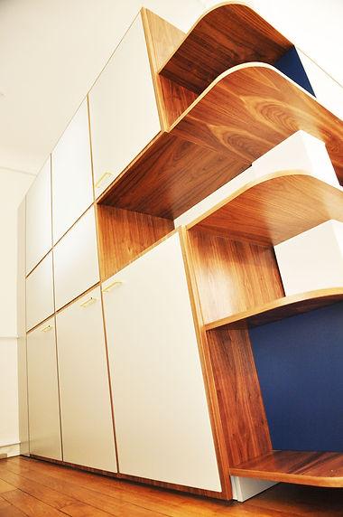 carré plié architecture intérieur design sur mesure décoration arts déco rénovation