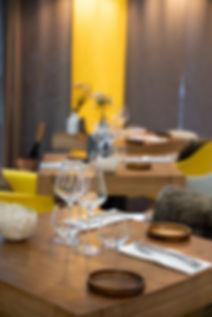 architecture intérieur restaurant angers lait thym sel