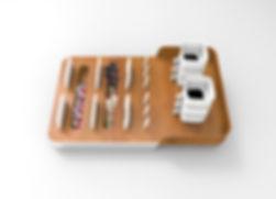 carré plié architecture design malongo mug tasse café