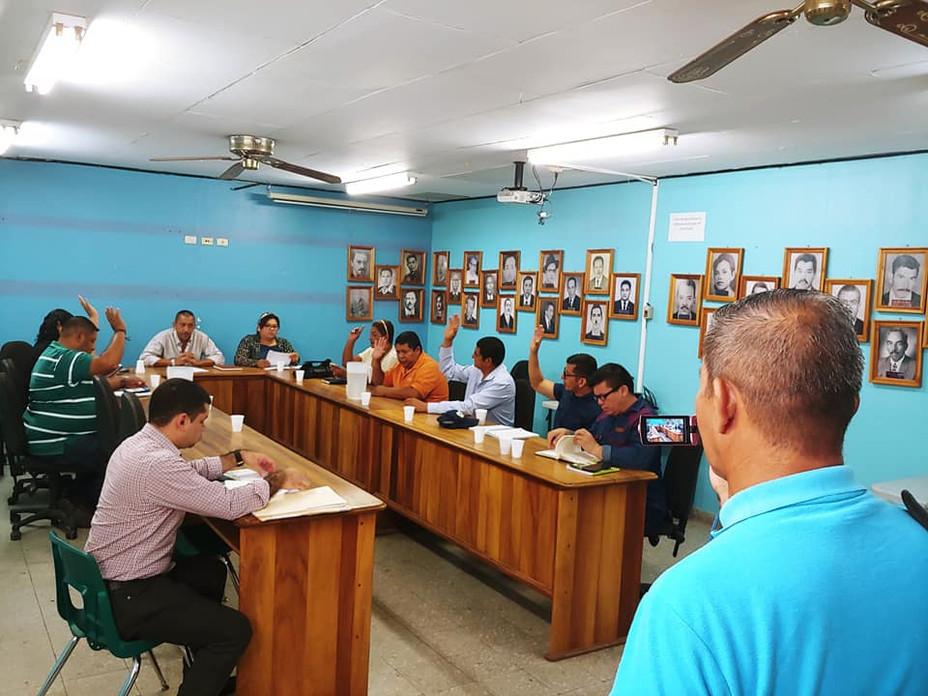 Alcalde municipal de La Paz, cierra 2019 con buenas expectativas
