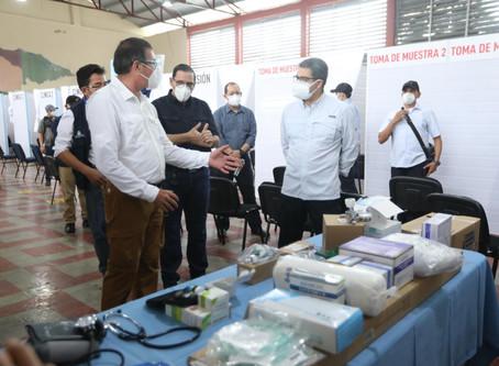 Fuerza Honduras ha enviado transferencias a 255 municipios para combate de pandemia de covid-19