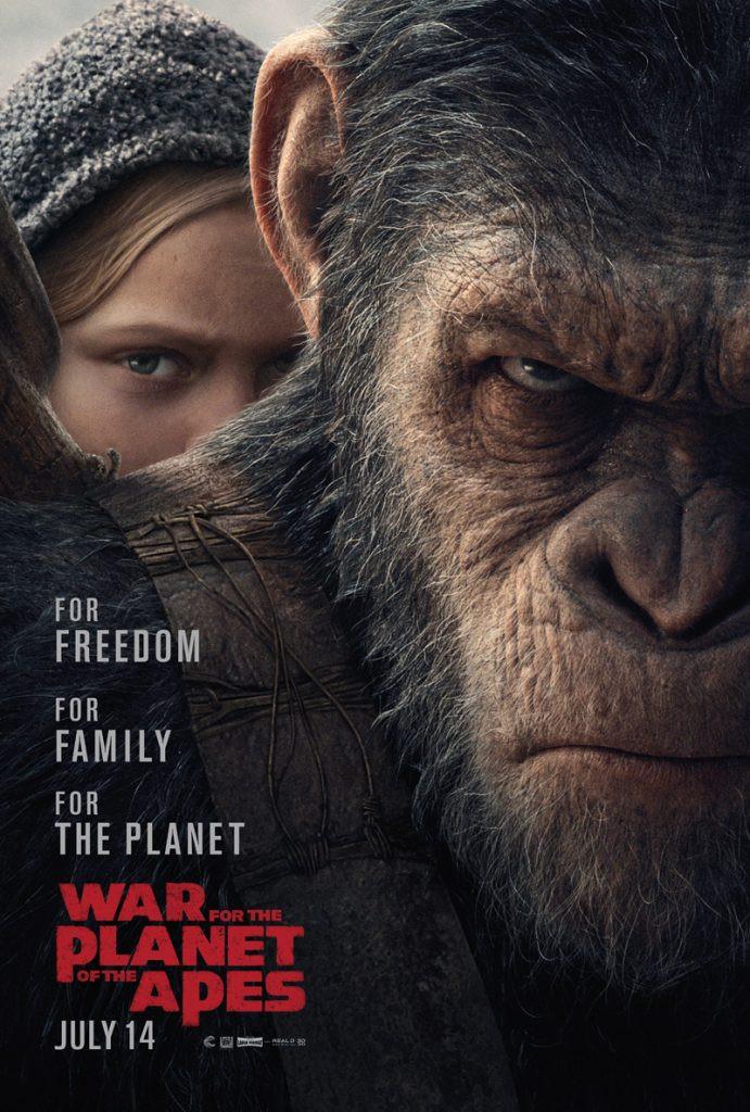 Checa el nuevo tráiler de 'War For The Planet of the Apes'