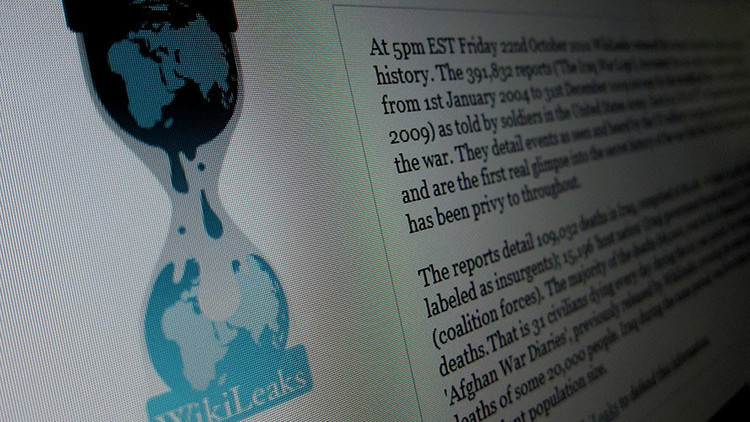 Internacional | WikiLeaks anuncia que ha publicado solo el 1% de los documentos confidenciales sobre