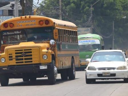 Unos 50 conductores de transporte público han sido sancionados en los últimos días