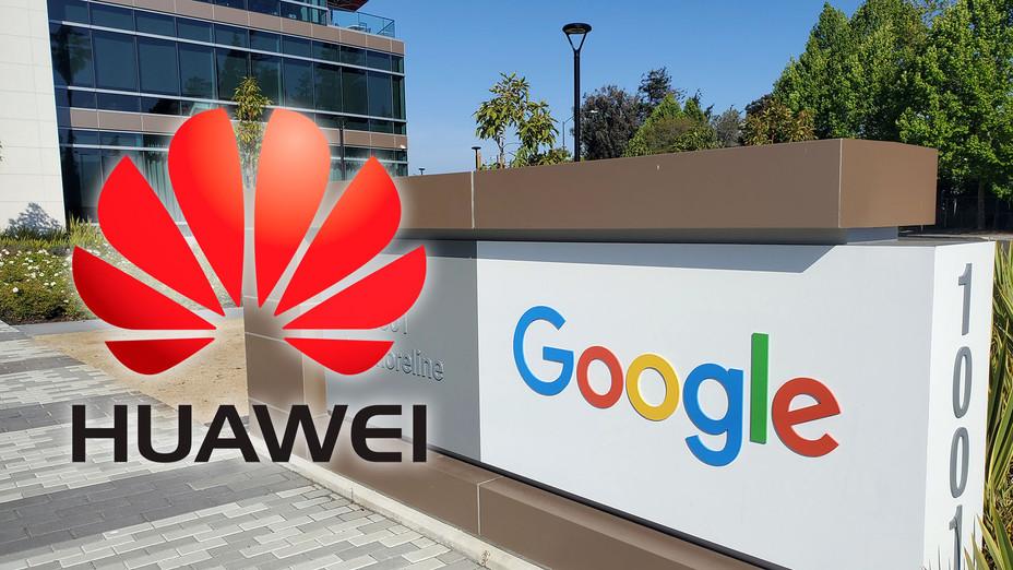 Google corta negociaciones con Huawei
