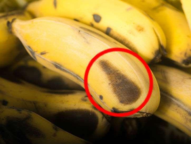Esto es lo que le pasa a tu cuerpo cuando comes plátano con MANCHAS