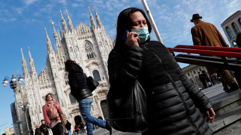 Italia confirma ya, más de 100 muertes por el coronavirus