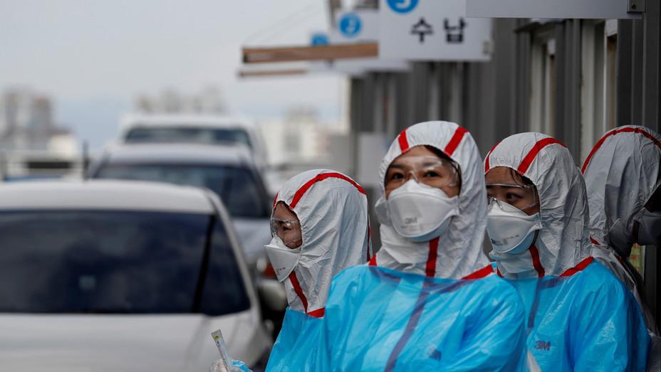 En Corea del Sur, se propaga una cepa de coronavirus seis veces más infecciosa que la original
