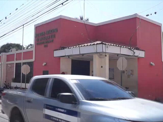 Alcaldía de La Paz reinicia ejecución de Proyectos para este año 2021 con más de L. 3 millones