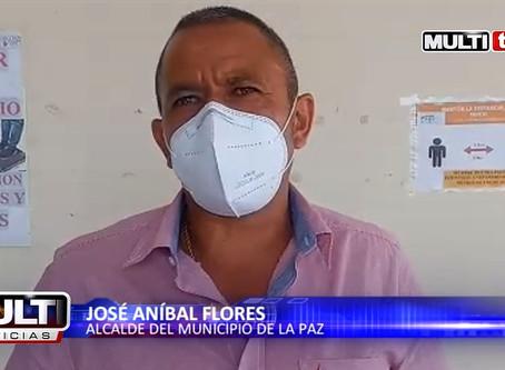 Alcalde de La Paz, firme con la decisión del cierre inteligente, por incremento de casos covid-19