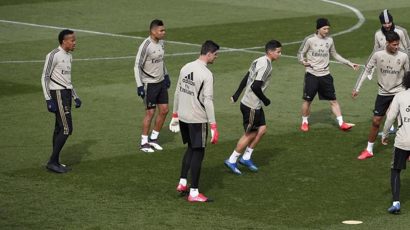 El Real Madrid, en cuarentena por un jugador positivo de coronavirus