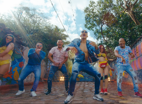 """Los Silver Star lanzan un nuevo sencillo musical """"Me voy a emborrachar amor"""" (VIDEO)"""