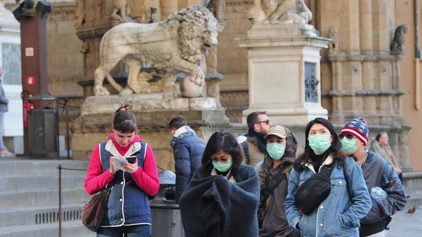 97 nuevas muertes y casi 2.000 nuevos casos confirmados de coronavirus se registran en Italia