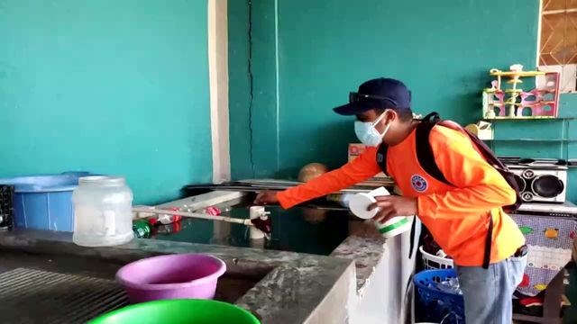 Comienzan Actividades para contrarrestar al Zancudo transmisor del Dengue
