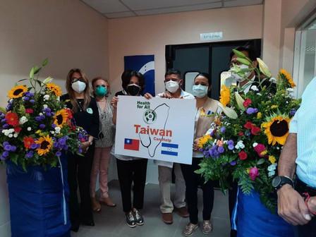 Entrega oficial de nueva sala de Labor y Parto del hospital de La Paz