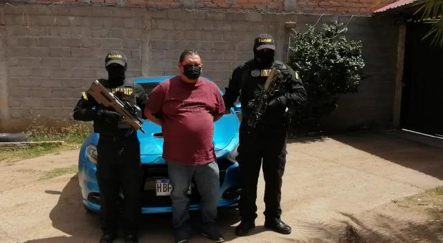 """En respuesta a orden de captura emitida por los Juzgados la FNAMP le dio detención a alias """"Canecho"""""""