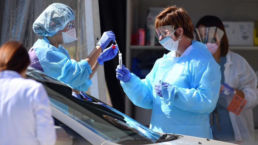 Más de un millón de personas contagiadas con covid-19 en todo el mundo
