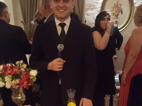 Mini Wedding Thais e Matthew - O Trabalho do Celebrante
