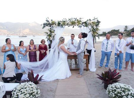 5 Dicas para Celebrantes em Casamentos na Praia