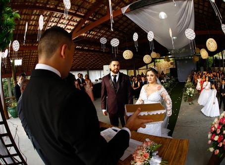 Conhece a Cerimônia do Baú/Vinho? O Celebrante Marcos Lopes conta tudo!