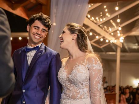 Celebrante de Casamentos - Cerimônia Leve e Descontraída